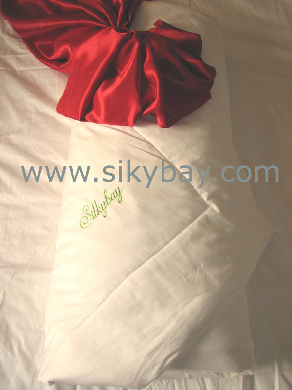Silkybay 100% Silk Filled Duvet/Comforter Queen-XL Deluxe