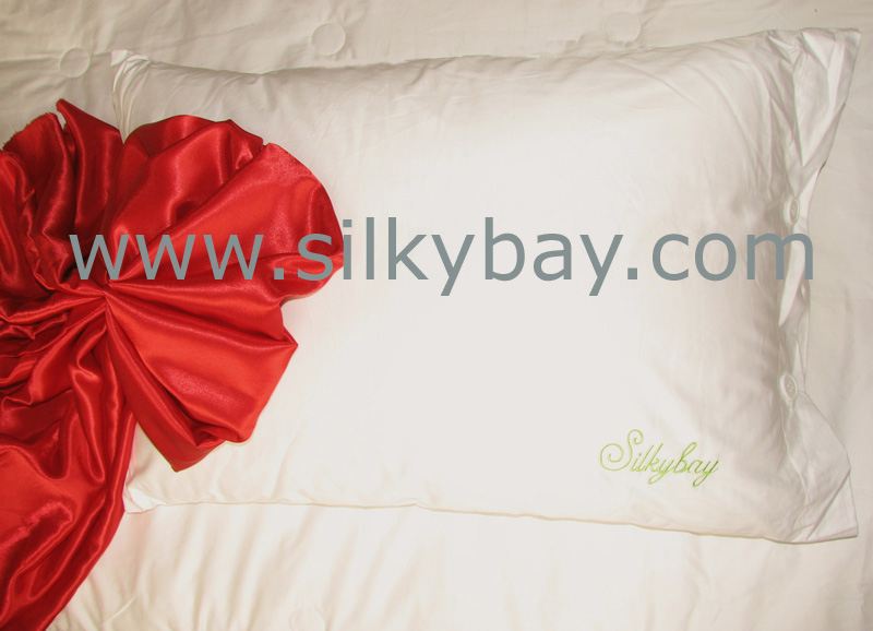 Silkybay Pillow Special Silk/Poly Mix