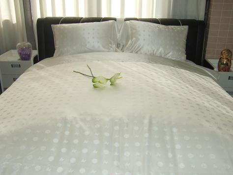 Silk Duvet Cover - King